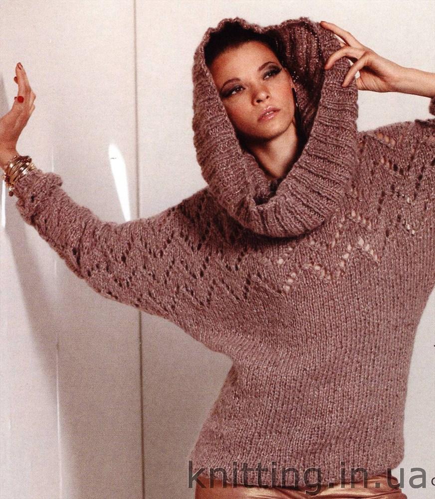 Finom gyapjú pulóver