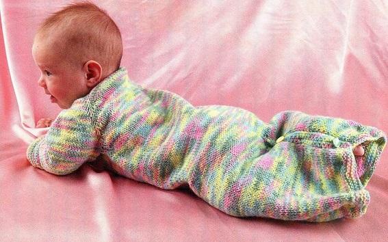 baba overál kötés