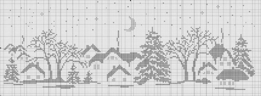 Téli norvégminta