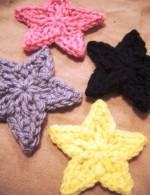 Három módszer csillag horgoláshoz