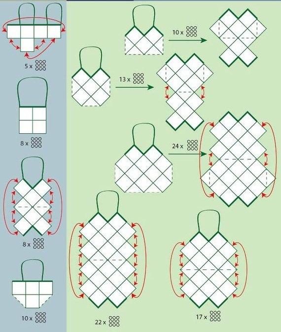 négyzetek összehorgolása