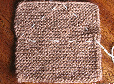 Egyszerű nyuszi kötésminta