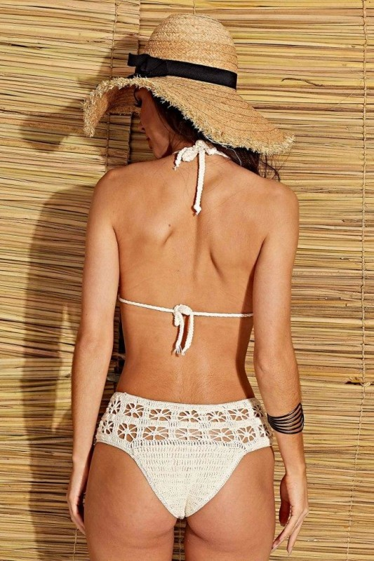 Horgolt bikini minta.