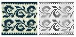 Mintagyűjtemény: norvég kötés minták