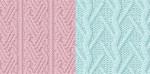 Két különleges és szép kötés minta
